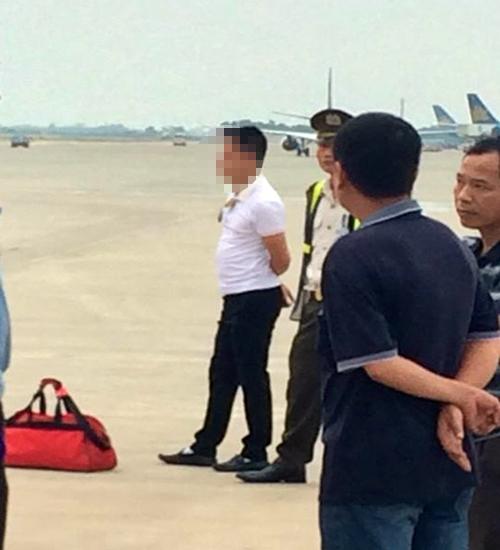 Nam hành khách nói có bom trên máy bay Vietjet Air 6