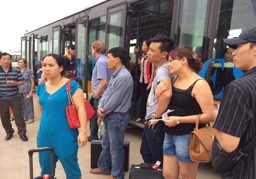 Nam hành khách nói có bom trên máy bay Vietjet Air 7
