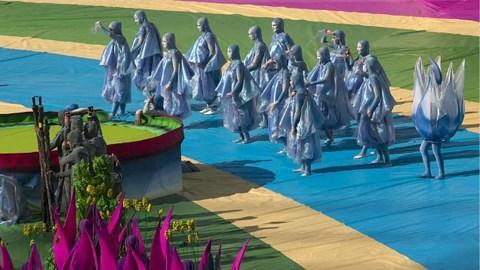 Bật mí bí mật về Lễ khai mạc World Cup 2014 8