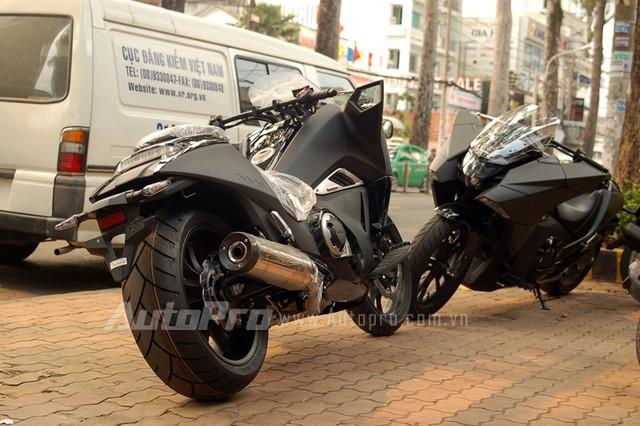 Motor tàng hình Honda NM4 xuất hiện tại Việt Nam 8