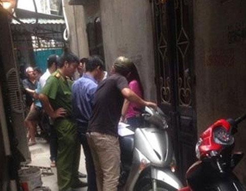 Án mạng tại Khâm Thiên: Bắt hung thủ sát hại người tình 5