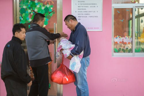 Cận cảnh những đứa trẻ bị bố mẹ chối bỏ ở trại phúc lợi Tế Nam 15