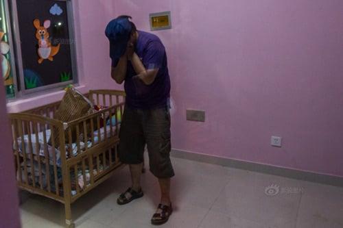 Cận cảnh những đứa trẻ bị bố mẹ chối bỏ ở trại phúc lợi Tế Nam 13