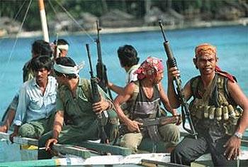Đông Nam Á trở thành điểm nóng của nạn cướp biển 5