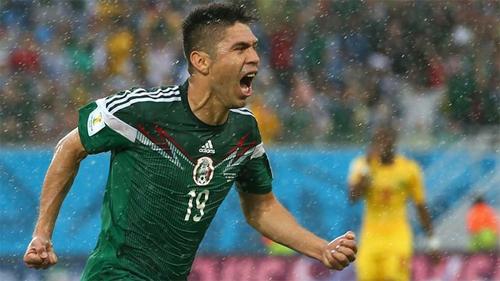 Mexico 1-0 Cameroon: Chiến thắng trọng tài 5