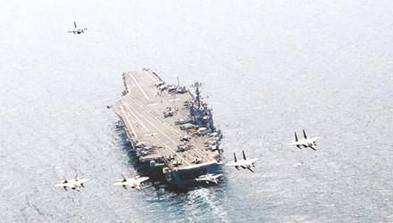 Mỹ không để Trung Quốc khuấy đảo biển Đông 5