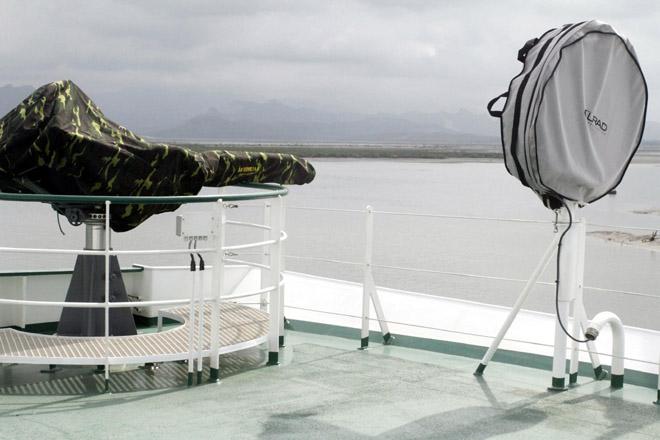Uy lực vòi rồng của tàu kiểm ngư KN-781 hiện đại nhất Việt Nam 10