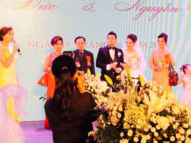 Trà My diện váy cưới lộng lẫy rạng rỡ bên chồng đại gia  23