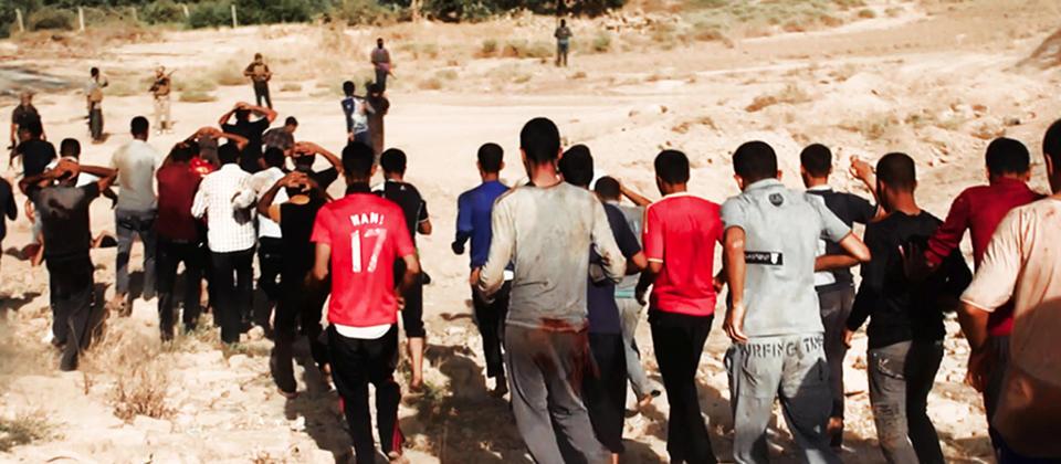 Phiến quân Iraq đăng ảnh giết người hàng loạt 8