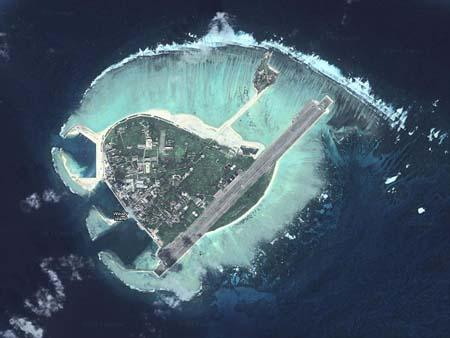 Philippines đòi dừng công trình Trung Quốc định xây trên biển Đông 7
