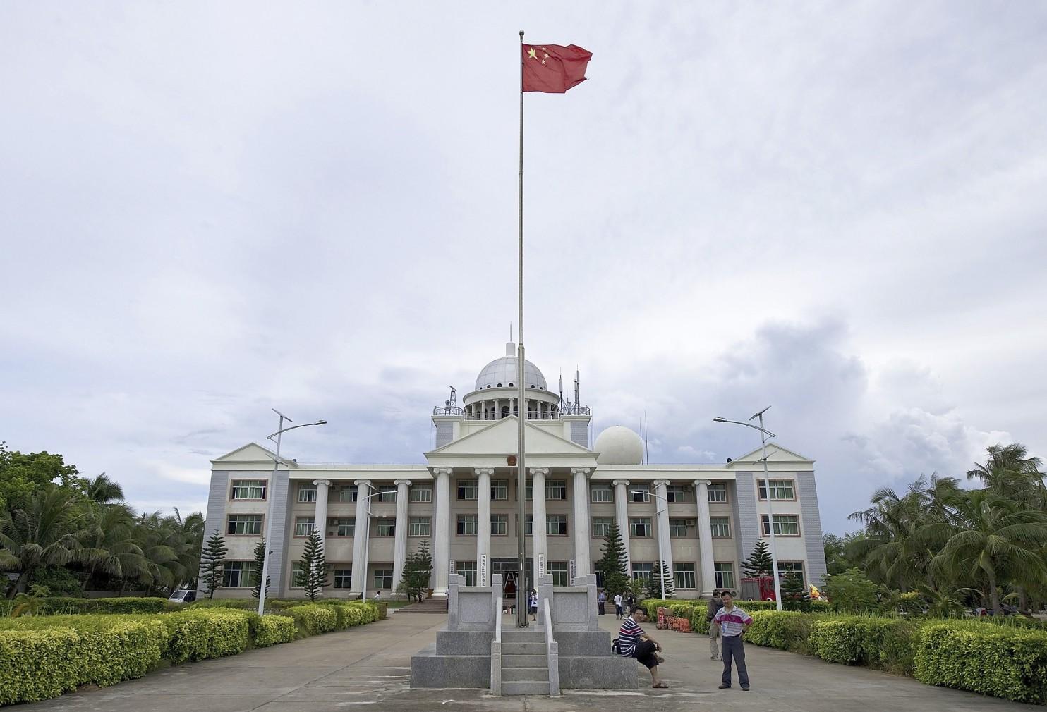 Philippines đòi dừng công trình Trung Quốc định xây trên biển Đông 6