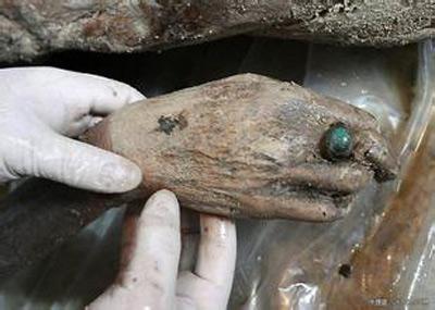 Cận cảnh xác ướp 600 năm vẫn còn nguyên vẹn  10