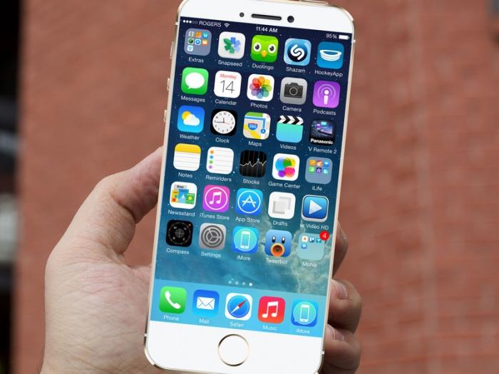 Hot: Lộ video cấu hình chi tiết của iPhone 6 sắp ra mắt 6