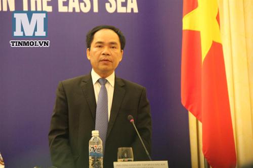 Luận điệu của Bộ Ngoại giao Trung Quốc