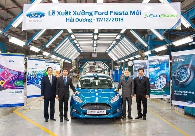 Ford Việt Nam vượt bậc nhờ 3 mẫu xe chiến lược 5