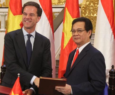 Thủ tướng Hà Lan quan ngại sâu sắc về tình hình Biển Đông 6