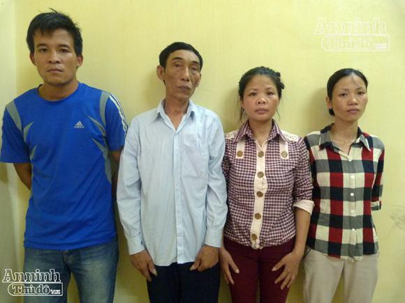 Chặt đứt đường dây mua bán người, giải cứu 3 thiếu nữ 5