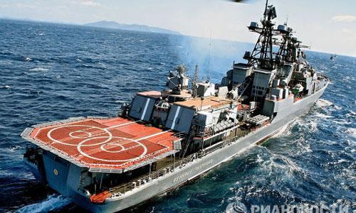 Sức mạnh Hạm đội Thái Bình Dương đang có mặt tại Việt Nam 18