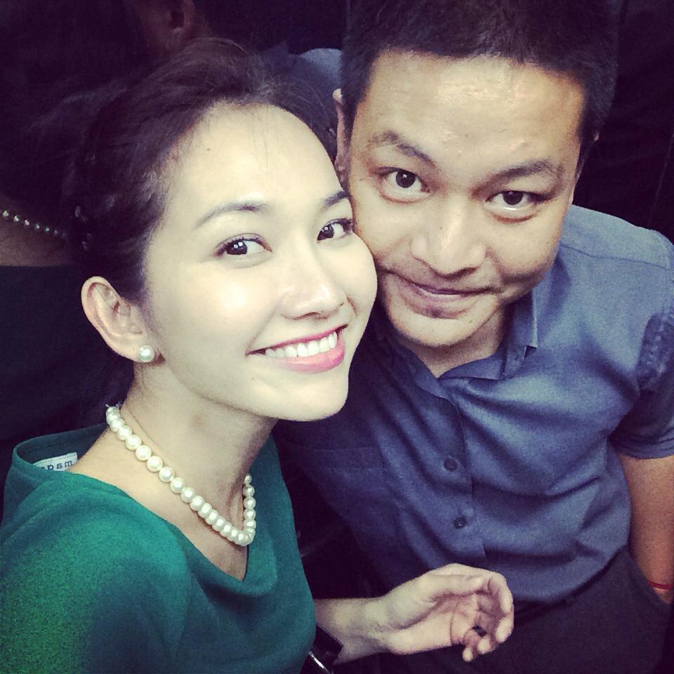 Kim Hiền xúc động nhớ lại ngày chồng sắp cưới cầu hôn 8