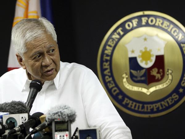 Philippines hối thúc tòa quốc tế ra phán quyết vụ kiện Trung Quốc 4