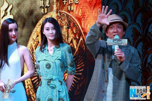 Châu Á hồi hộp chờ phim võ hiệp của Thành Long  10