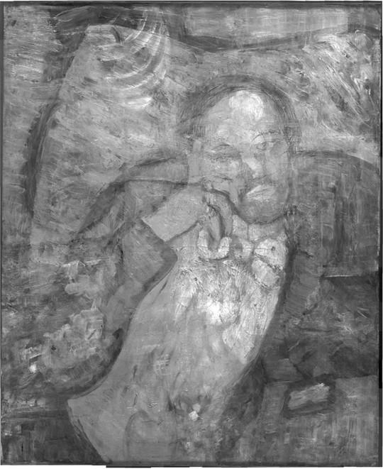 Người đàn ông bí ẩn trong bức tranh phụ nữ đang tắm của Picasso 7