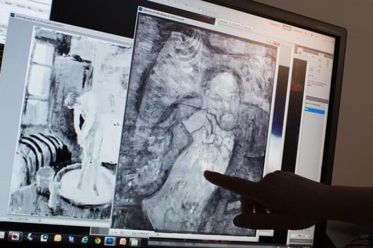 Người đàn ông bí ẩn trong bức tranh phụ nữ đang tắm của Picasso 6