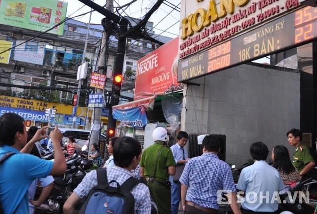 Tiệm vàng Hoàng Mai khiếu nại quyết định xử phạt 400 triệu đồng 6