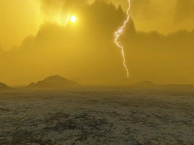 Khám phá những hành tinh đáng sợ nhất trong vũ trụ 15