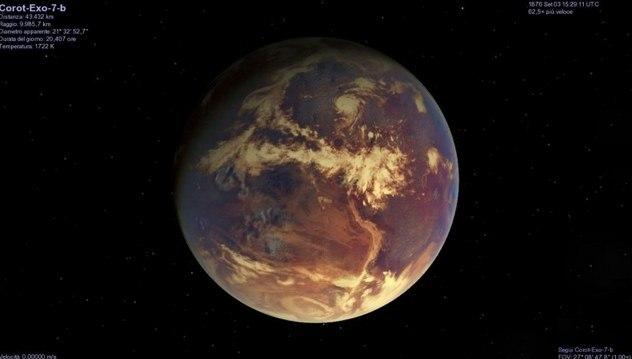 Khám phá những hành tinh đáng sợ nhất trong vũ trụ 9