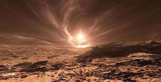 Khám phá những hành tinh đáng sợ nhất trong vũ trụ 10