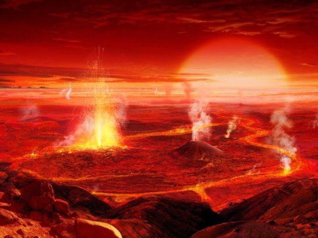Khám phá những hành tinh đáng sợ nhất trong vũ trụ 14