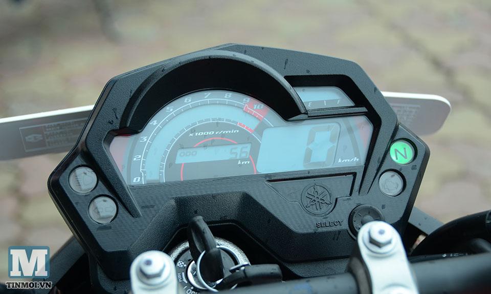 Yamaha FZ16 2014 : Có gì hot ? 7