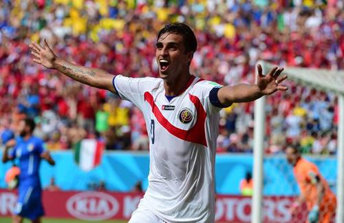 Thắng Italia, 7 cầu thủ Costa Rica bị bắt buộc xét nghiệm doping 6