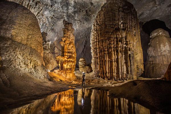 Khám phá hang động Sơn Đoòng huyền bí sâu nhất thế giới