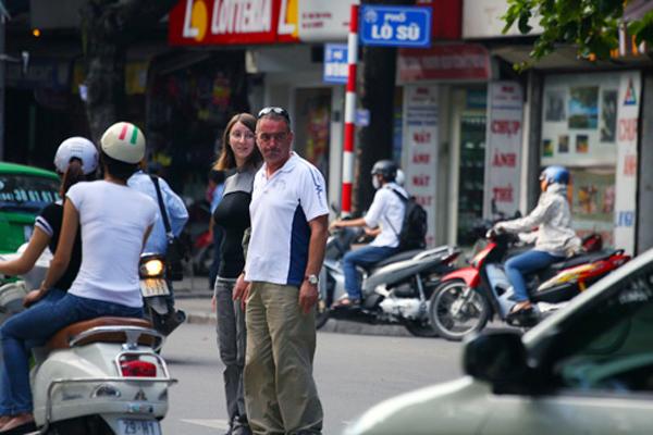 Người Mỹ và giao thông Việt Nam 5