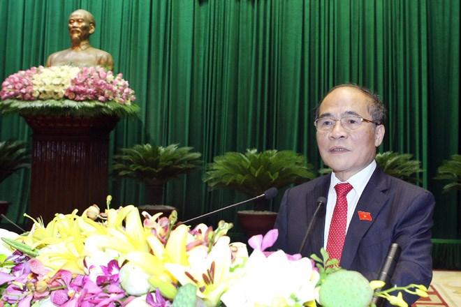 Thông cáo tuyên bố lập trường Việt Nam trước hành động của Trung Quốc 6