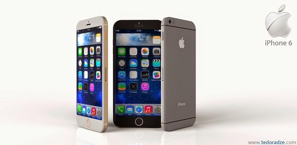 Concept iPhone 6 tuyệt đẹp, chạy iOS 9 và camera 10 Megapixel 7