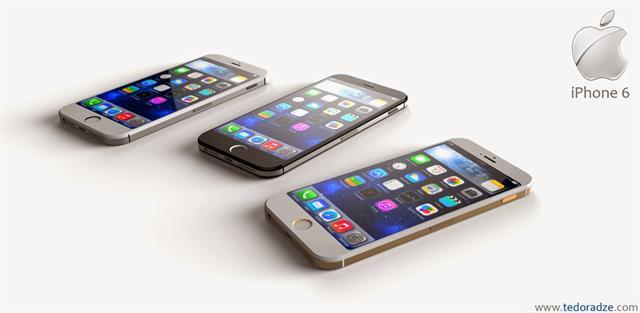 Concept iPhone 6 tuyệt đẹp, chạy iOS 9 và camera 10 Megapixel 6