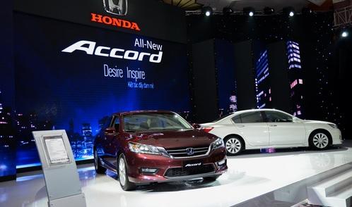 Honda Accord 2014 ra mắt thị trường Việt Nam 5