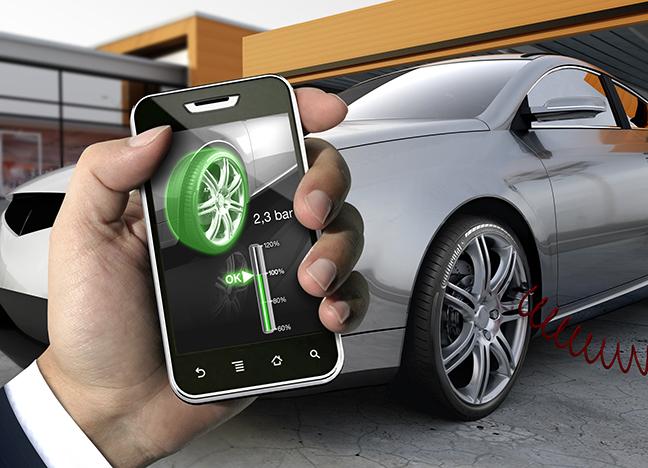 Hình ảnh Công nghệ lốp xe thông minh Continetal số 2
