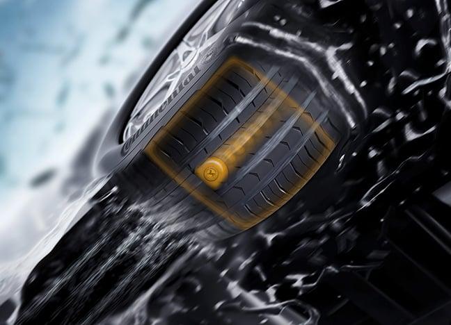 Công nghệ lốp xe thông minh Continetal 5