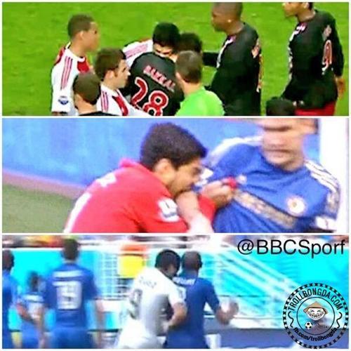 Bệnh cắn người của Suarez chữa được nhưng rất mất thời gian 6