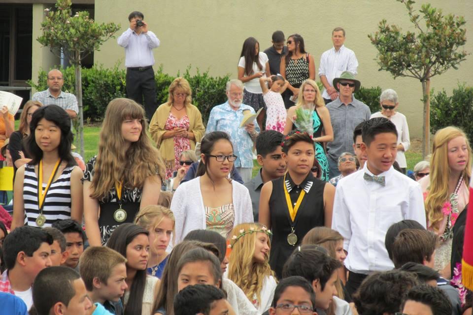 Con gái Thu Phương được vinh danh nhận thưởng của tổng thống Obama 6