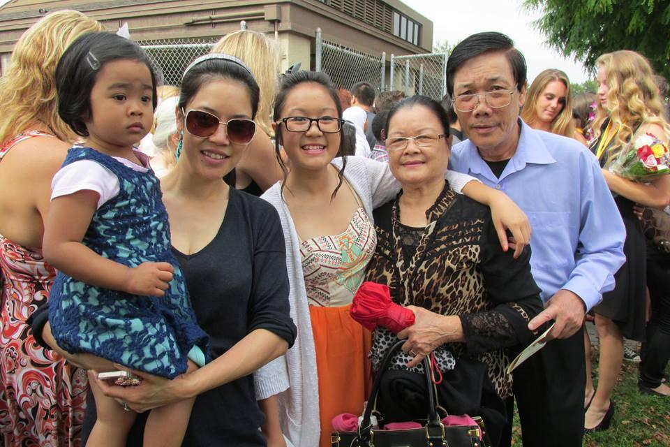 Con gái Thu Phương được vinh danh nhận thưởng của tổng thống Obama 7