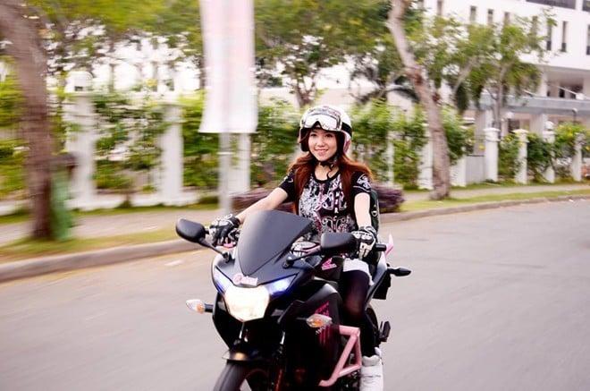 Những nữ Biker với đam mê phân khối lớn bất tận - Phần 2 7