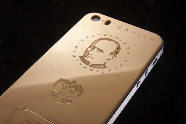 Chiêm ngưỡng iPhone 5s in hình Tổng thống Putin giá 4.000 USD 7