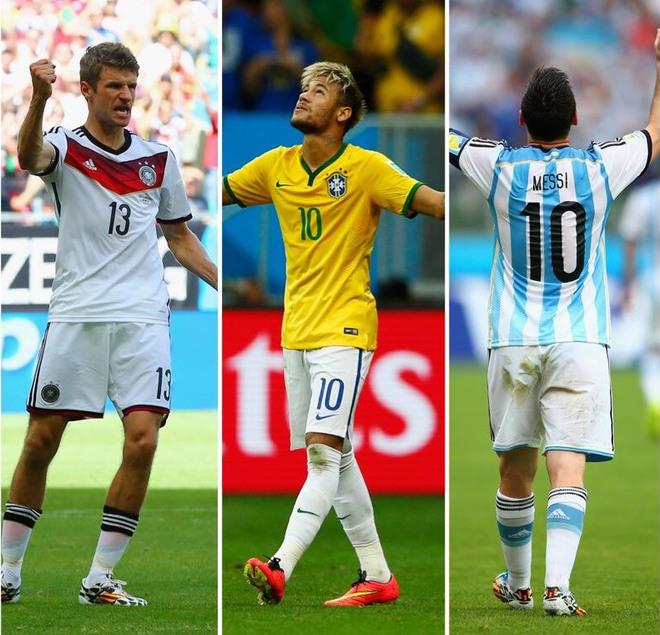 Điểm qua những cái nhất ở vòng bảng World Cup 2014 10