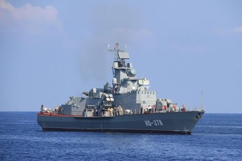 Cận cảnh sức mạnh hai tàu tên lửa đầu tiên Việt Nam tự đóng 1