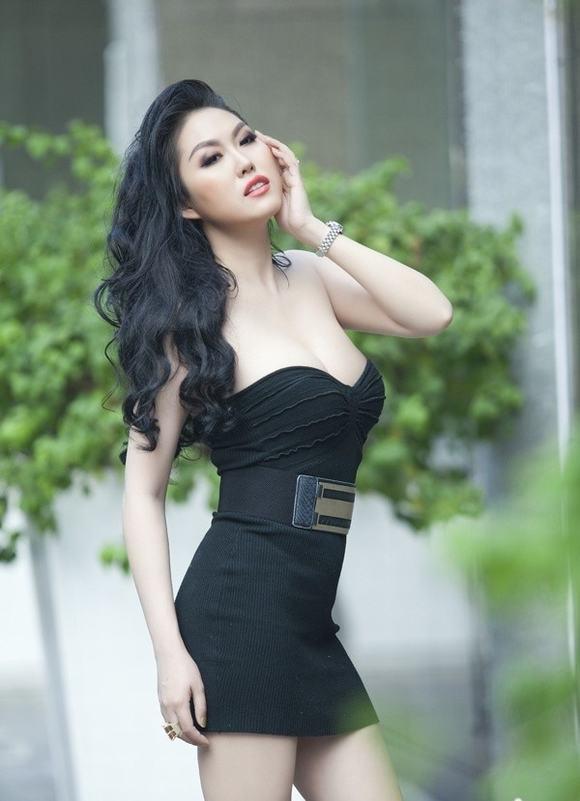 Phi Thanh Vân tuyên bố 5 loại đàn ông không bao giờ yêu được cô 7